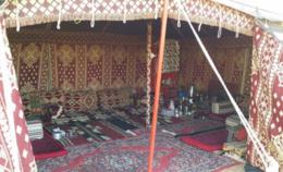 مخيم الصحراء  المميزة