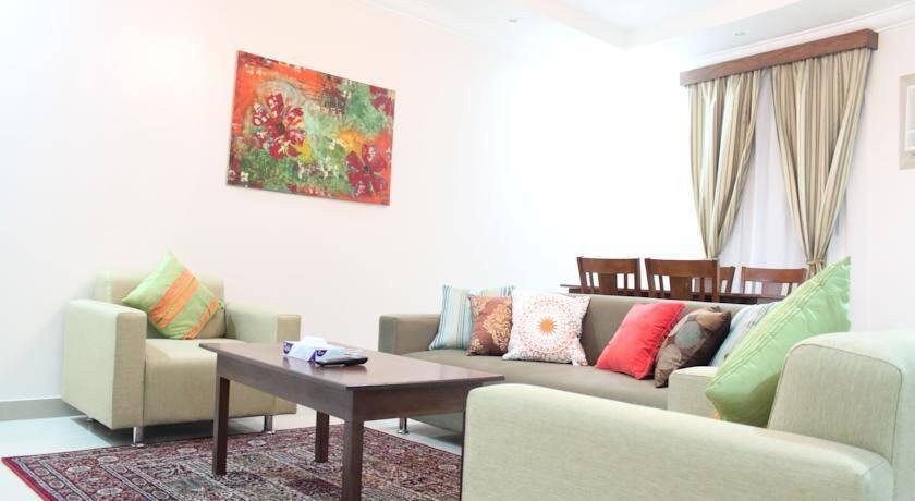 Wardet aja hotel apartments riyadh hotels for Aja resort warnemunde suite