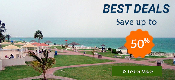 Top Hotel Deals in Saudi Arabia