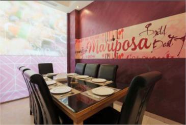 مطعم ماريبوسا