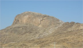 جبل ثور