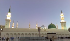 الحرم النبوي الشريف, المدينة المنورة, المدينة المنورة
