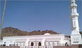 The Seven Mosques, Madina, Madina