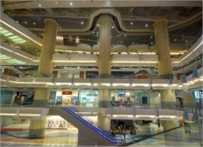 Al Abraj Al Bait Shopping Mall