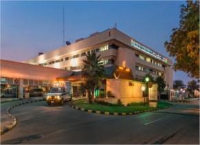 مستشفى الملك فهد التخصصى - بريدة