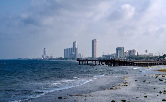 Jeddah Corniche
