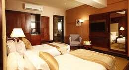 معلومات عن أجنحة وغرف الفندق