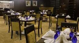المطعم في الفندق