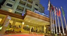 فندق راديسون بلو الظهران
