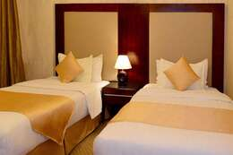 The rooms and suites informations