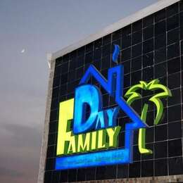 Family Day Chalet