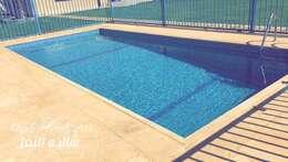 الرفاهية و برك السباحة