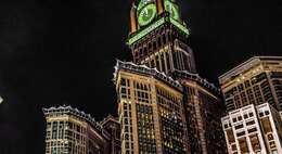 Mövenpick Hotel & Residences Hajar Tower Makkah