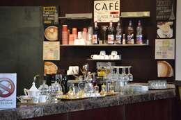 المطاعم و المقاهي