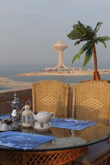 شرفة الخليج