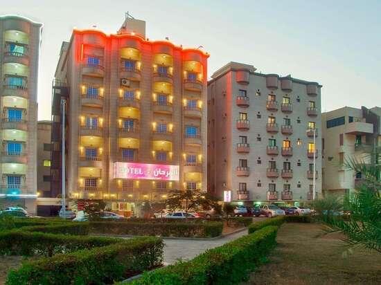 Al Farhan Suites Al Hamra-Jeddah