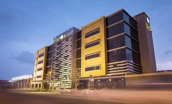 Intour Jazan Hotel