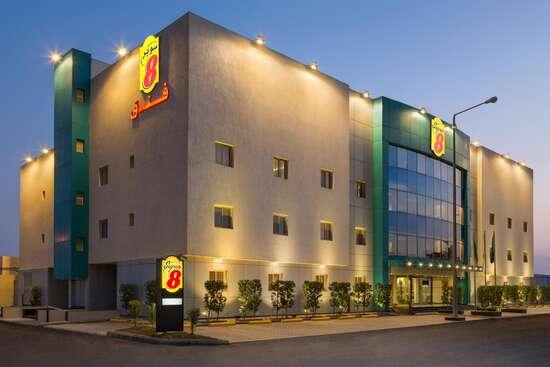 فندق سوبر 8 الرياض